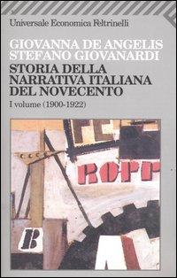 Storia della narrativa italiana del Novecento