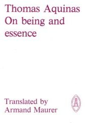 On Being and Essence