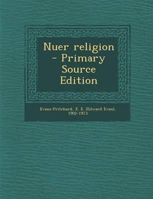 Nuer Religion