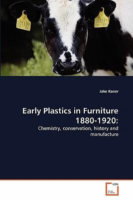 Early Plastics in Furniture 1880-1920