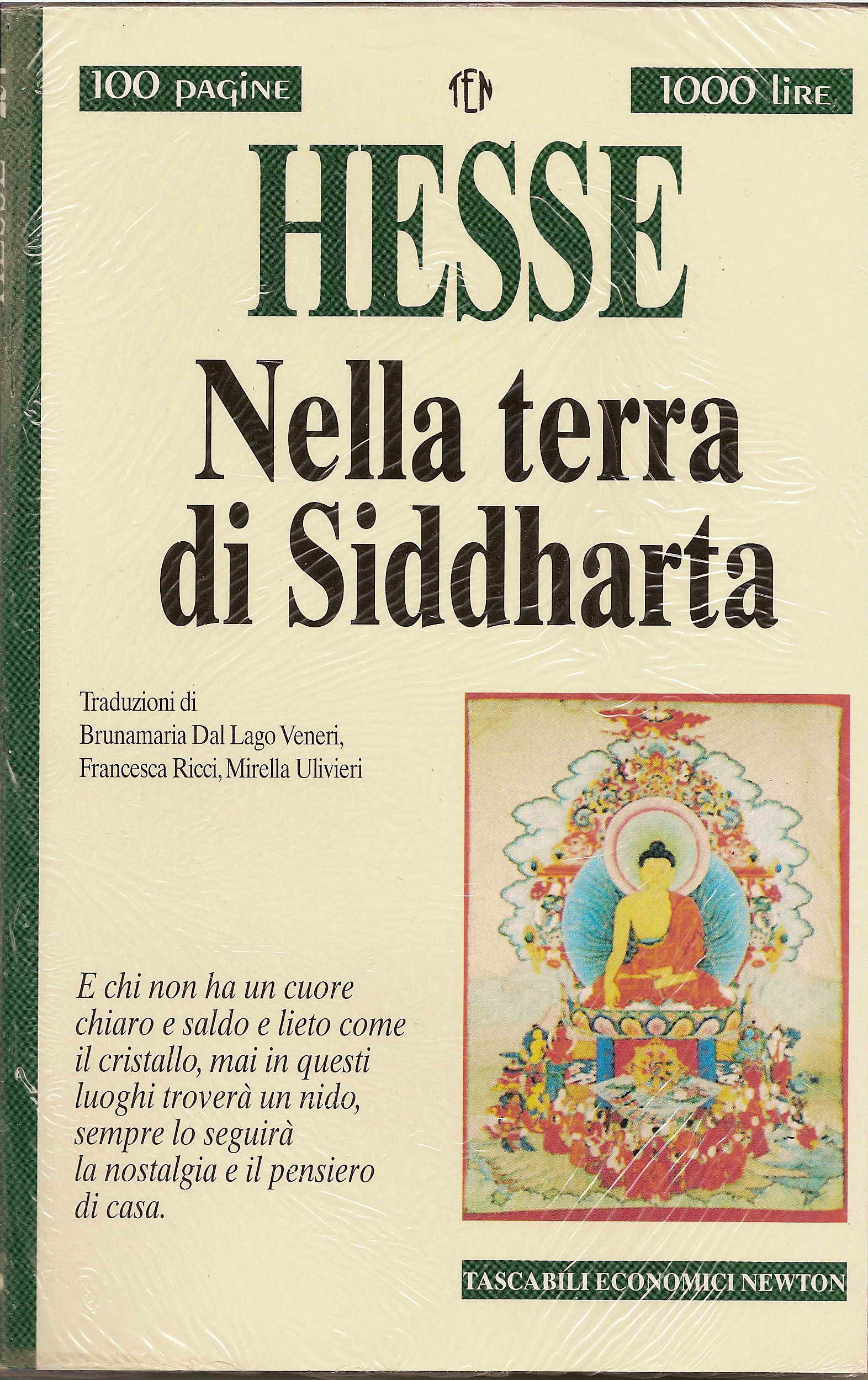Nella terra di Siddharta