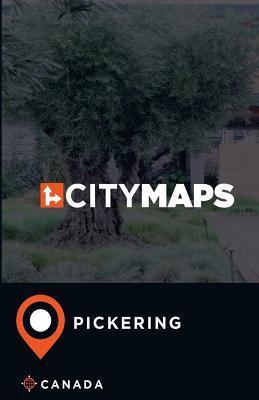 City Maps Pickering Canada