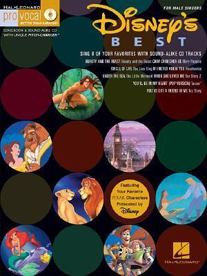 Disney's Best for Male Singers