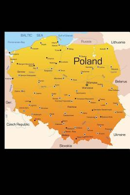 Map of Poland Journa...