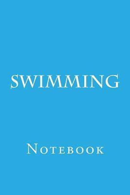 Swimming Notebook