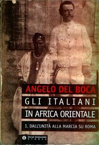 Gli Italiani in Africa orientale