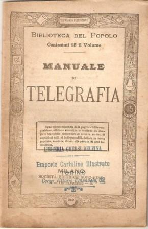 Manuale di Telegrafia