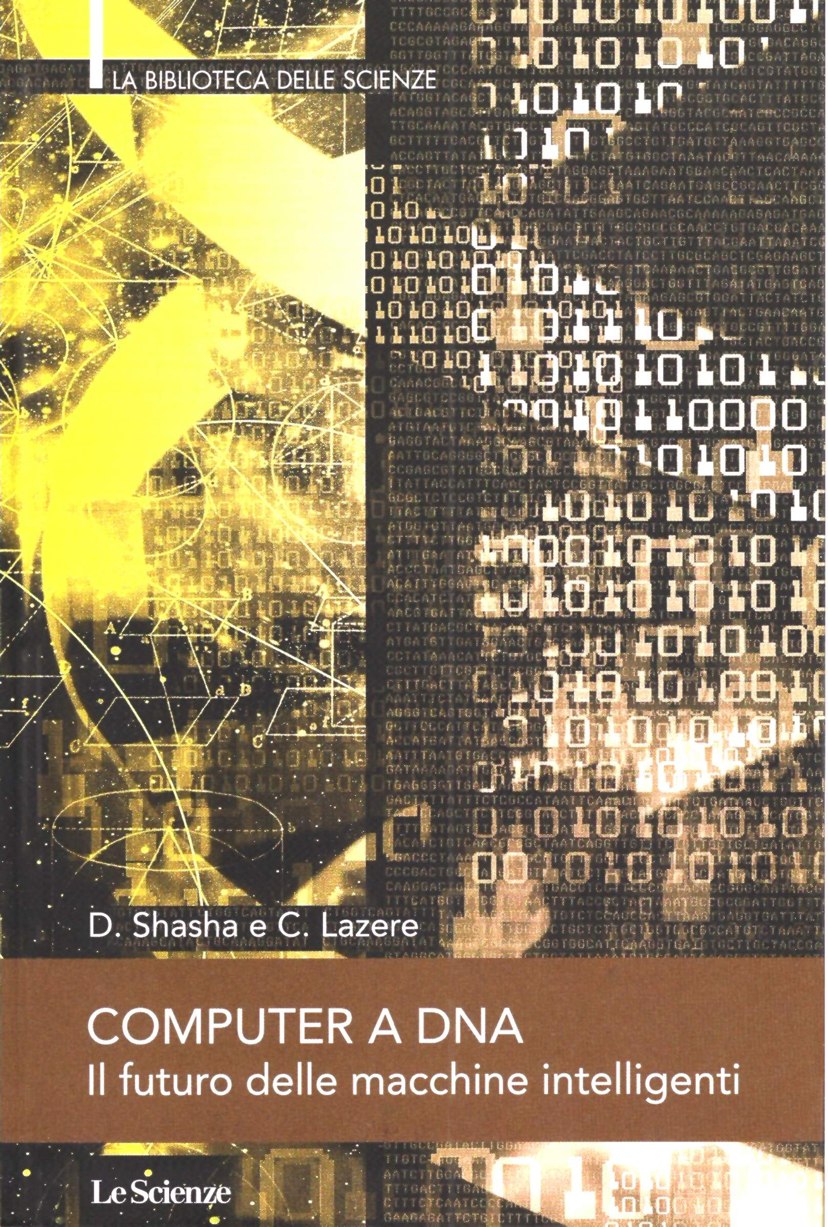Computer a DNA
