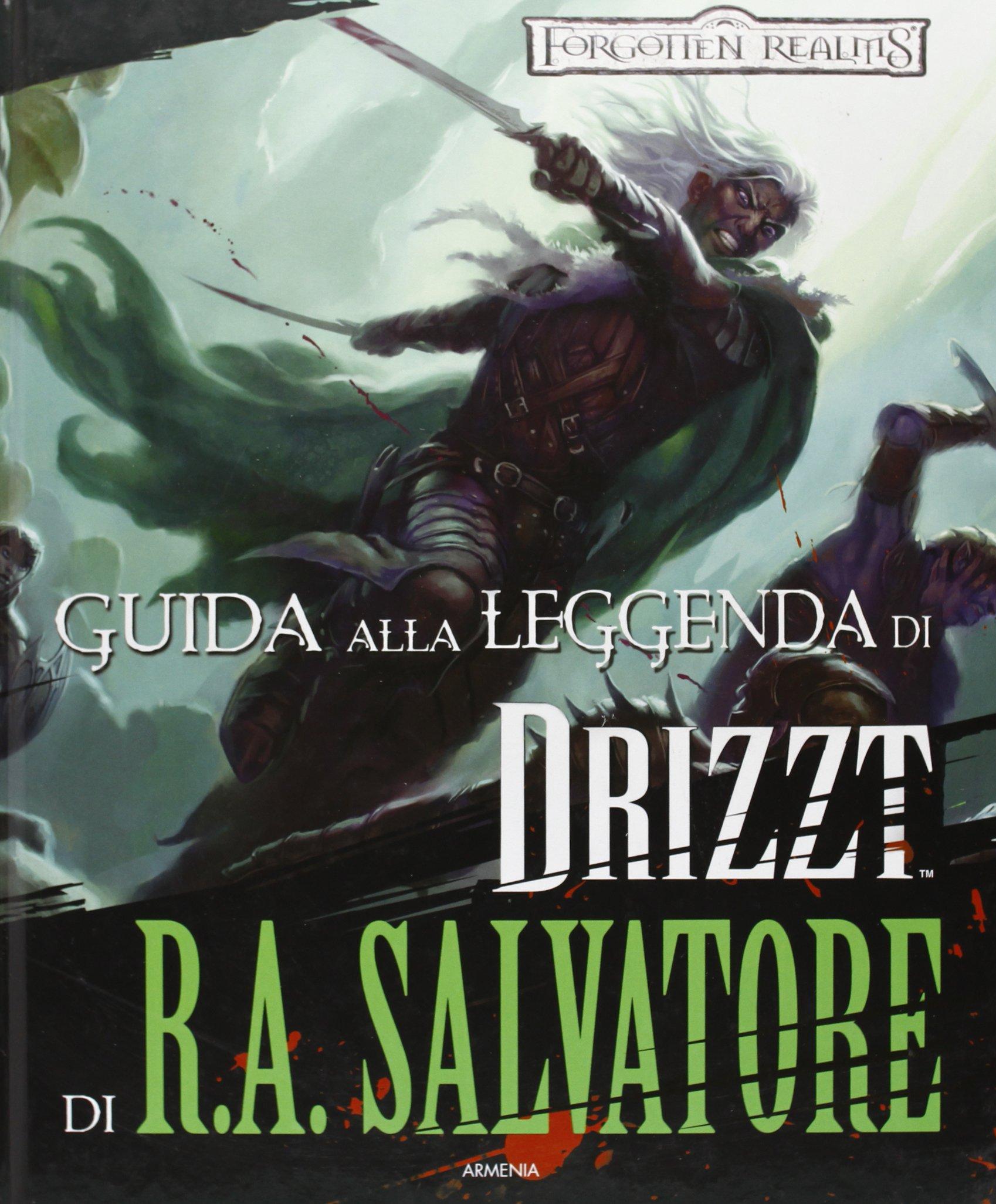 Guida alla leggenda di Drizzt di R. A. Salvatore