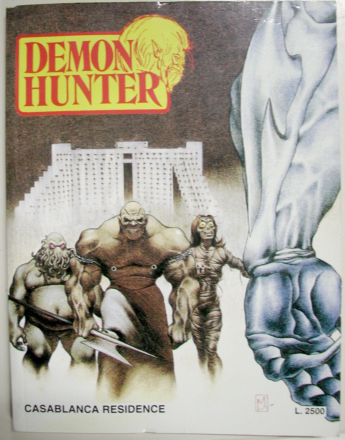 Demon Hunter n. 15