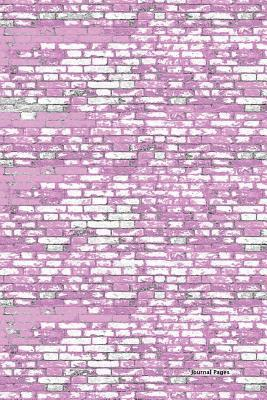Journal Pages - Purple Brick (Unruled)