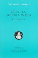 What Ten Young Men Did