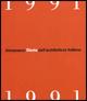 Almanacco Electa dell'architettura italiana 1991