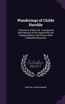 Wanderings of Childe Harolde
