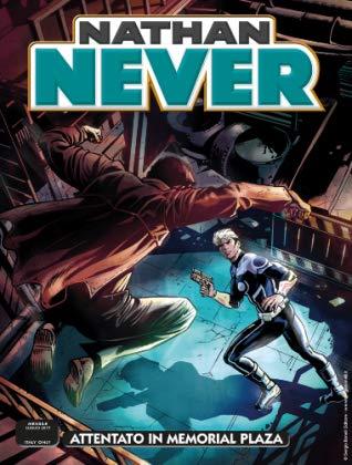 Nathan Never n. 338