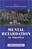 Mental Retardation in America