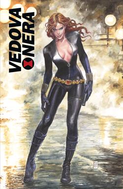 Vedova Nera #1 - Cover Variant