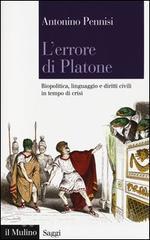 L' errore di Platone