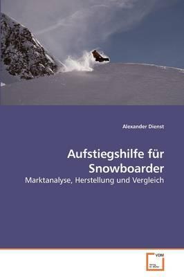 Aufstiegshilfe Fur Snowboarder