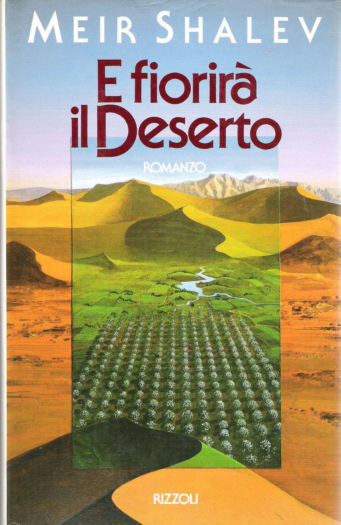 E fiorirà il deserto