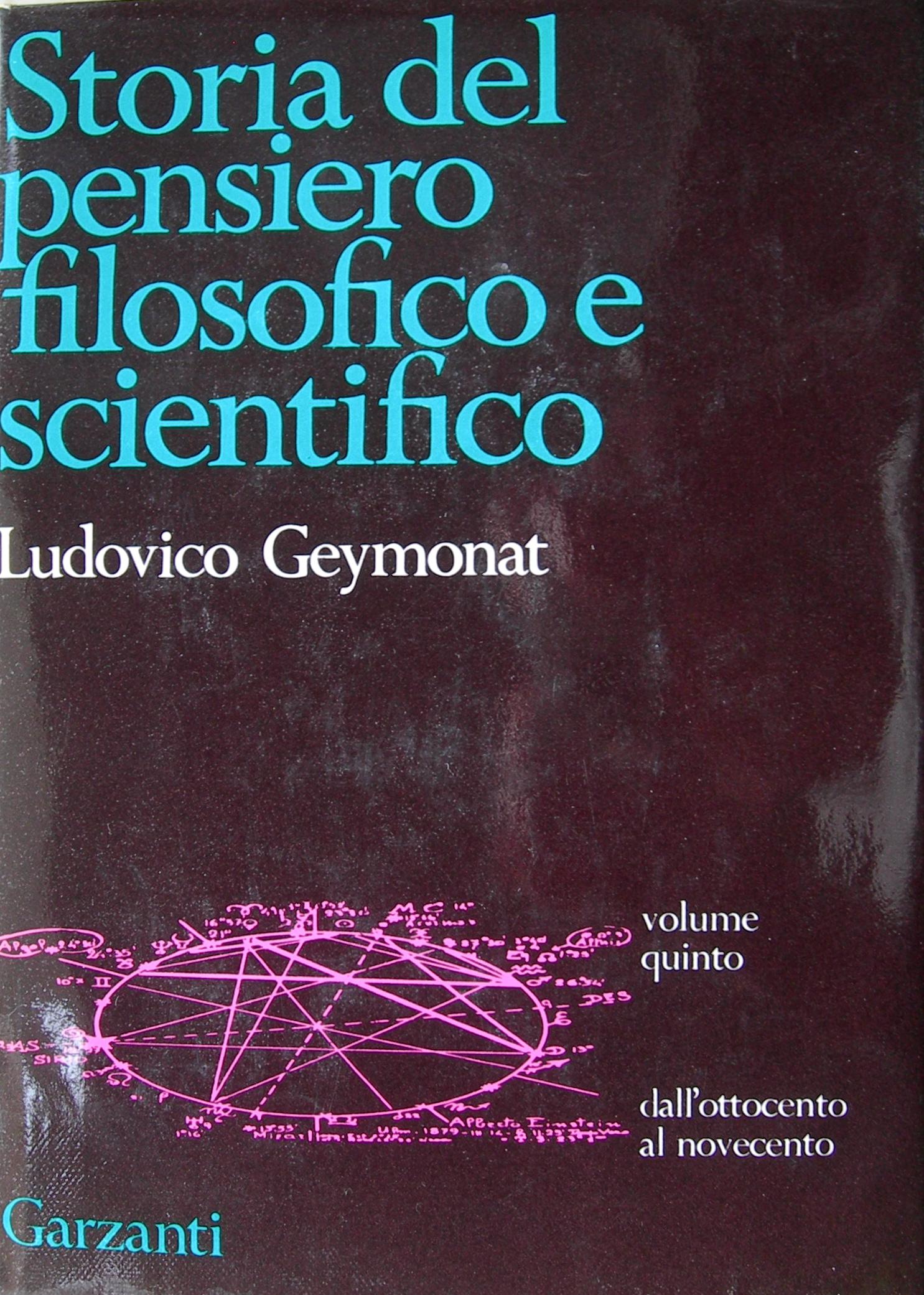 Storia del pensiero filosofico e scientifico - 5