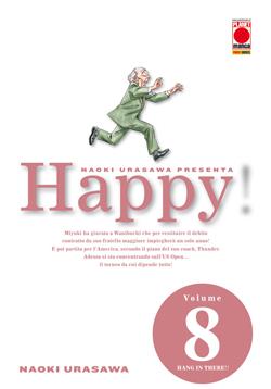 Happy! vol. 8