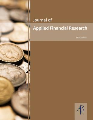 Journal of Applied Financial Research 2013
