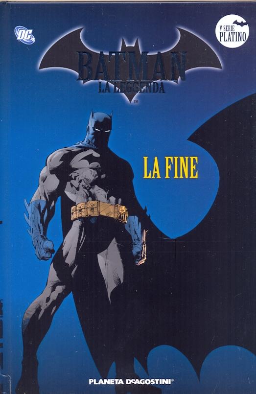 Batman la Leggenda n. 100
