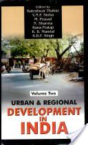 Urban and Regional Development in India