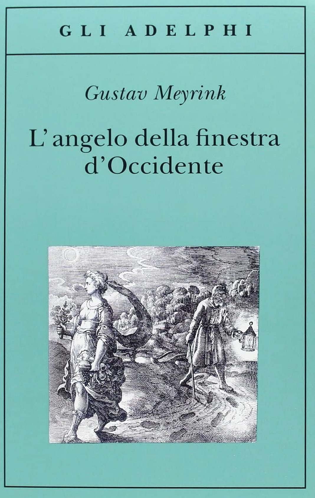 L'angelo della finestra d'Occidente