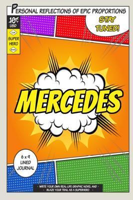 Superhero Mercedes
