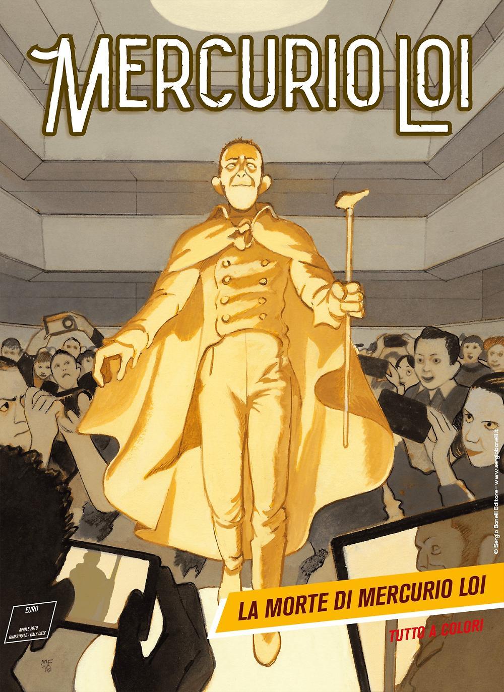 Mercurio Loi n. 16