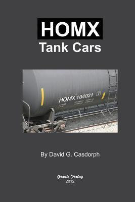 HOMX Tank Cars