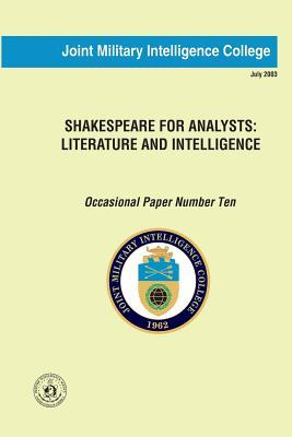 Shakespeare for Analysts