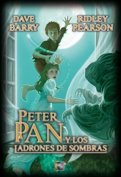 Peter Pan y los ladrones de sombras