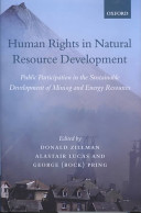 Human Rights in Natural Resource Development