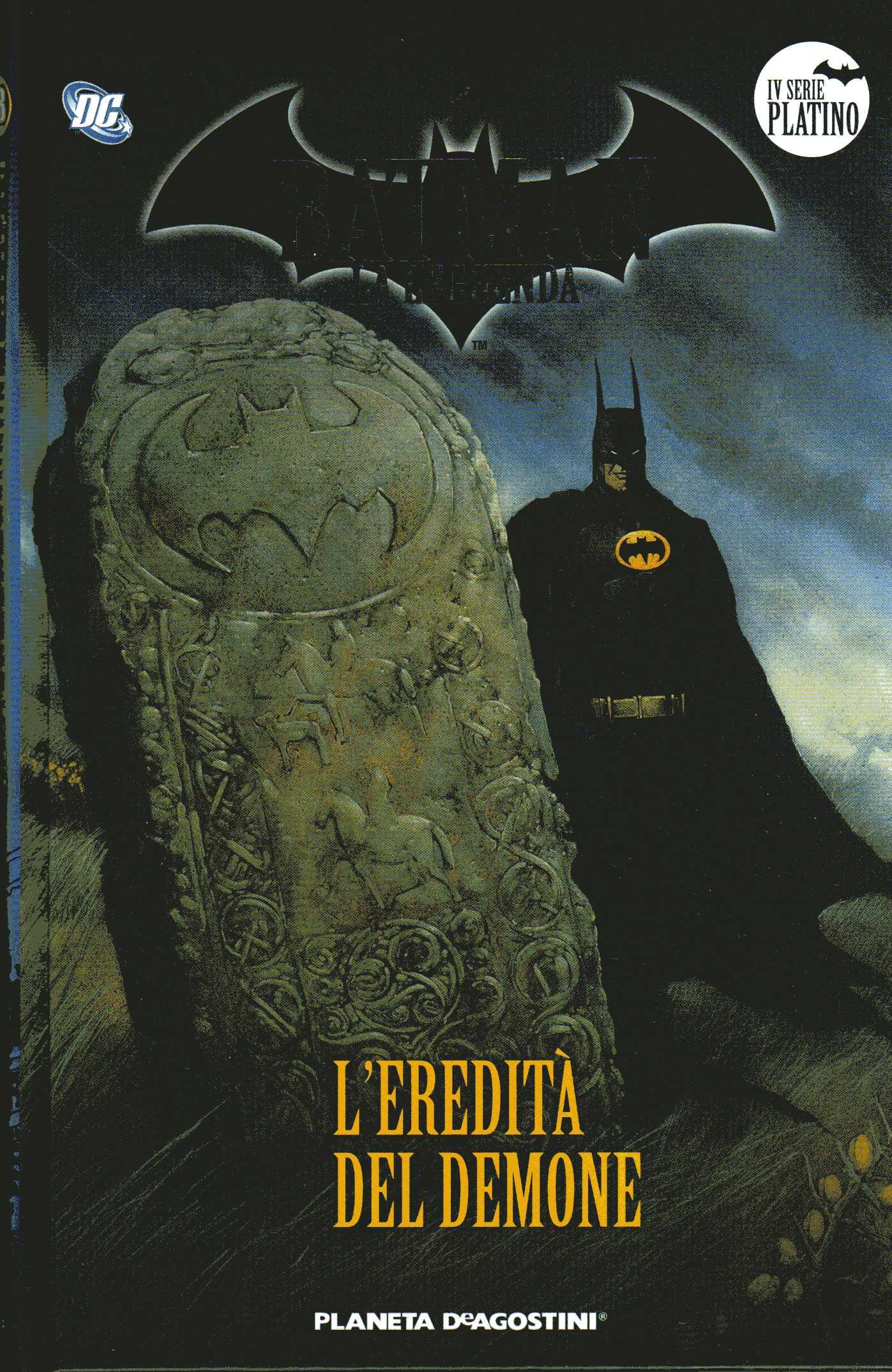 Batman la Leggenda n. 38