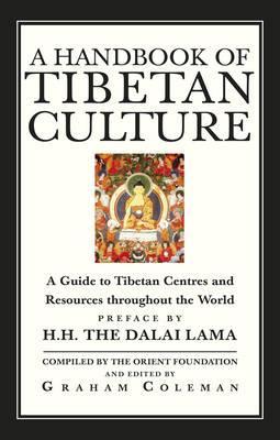 A Handbook Of Tibetan Culture