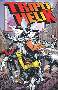 Triple Helix, Vol. 1