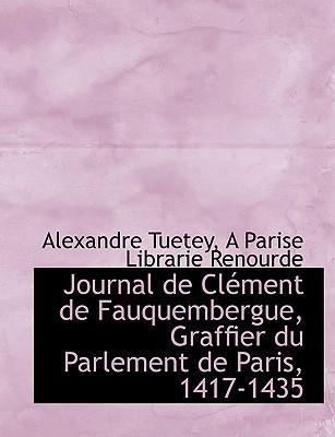 Journal de Clment de...