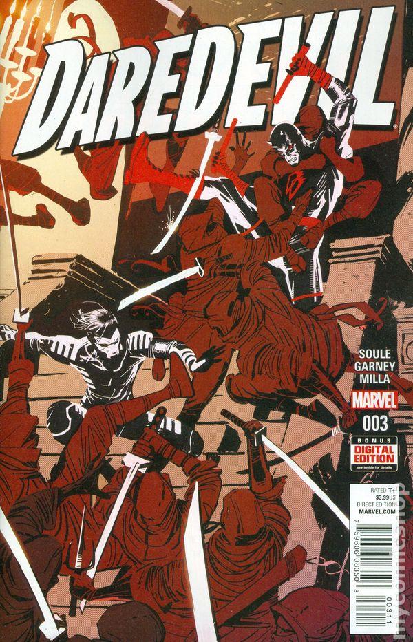 Daredevil Vol.5 #3