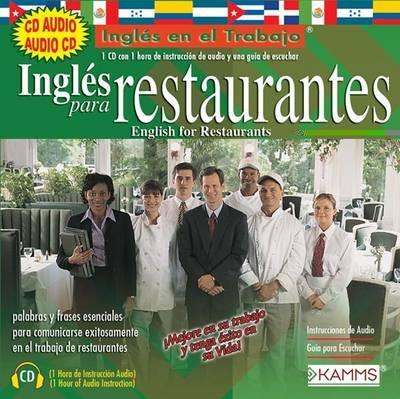 Ingles Para Restaurantes/English for Restaurants