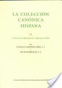 COLECCION CANONICA HISPANA T.6, LA