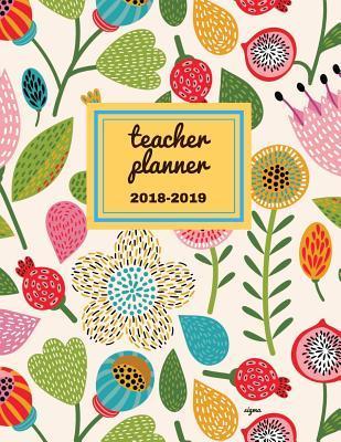 Teacher Planner 2018 - 2019 Sigma