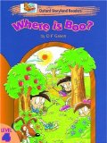 Oxford Storyland Readers: Where is Boo? Level 4