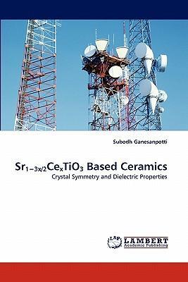 Sr1?3x/2CexTiO3 Based Ceramics