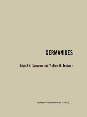 Germanides