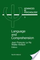 Language and comprehension