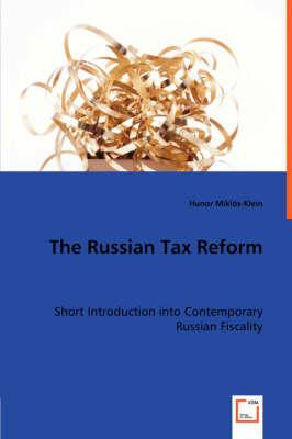 The Russian Tax Reform