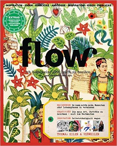 Flow Ferienbuch 2015